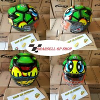 HELM CUSTOM REPLIKA BASIC INK CENTRO MEREK AGV MOTO GP SERIES (7)