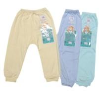 Libby Celana Panjang Warna 0-3m (3pcs)