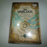 Novel The Warlock oleh Michael Scott - segel