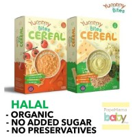 YUMMY BITES CEREAL 100gr HALAL READY STOCK RESELLER TERMURAH