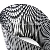 ABS Plastic Honeycomb Mesh Grille Sheet / Grill Bumper Diskon