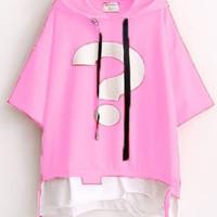 MFC486 Sweater Awkarin Top Baju Atasan Fashion Wanita Hoodie Grosir