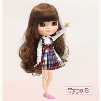 Ready! Blythe Factory Doll 1/6 size 30cm Joint Body