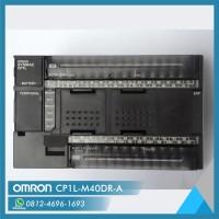 PLC Omron CP1L-M40DR-A / CP1L M40DR A|Programable Controller Unit