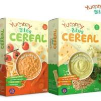 Yummy Bites Cereal Halal Organic Bubur makanan bayi