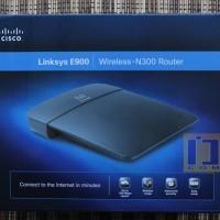 Wireless Router Linksys E900 N300 Berkualitas