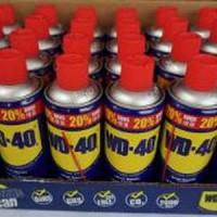 WD40 333ML WD 40 333ML PELUMAS ANTI KARAT PENETRATING OIL