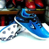 Sepatu futsal (Homyped Guardiola) blue Limited