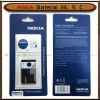 Baterai Nokia 1100 1101 1110 1110i 1112 BL5C BL-5C BL 5 C Ori Batre HP