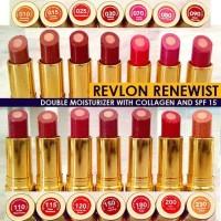 kanaya Revlon Renewist Lip Color new
