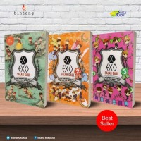 NOVEL buku Exo Salah Gaul Seri 1, 2, & 3