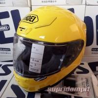 1fc00867 Helm Shoei Z 7 Brillian Yellow Full face Ringan Z7 not Arai Nolan KB