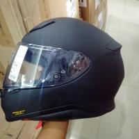 dce1223e Helm Shoei Z 7 MT Black Full face Ringan Z7 not Arai Shark Bell Shoe