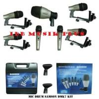 SAMSON DMK-7KIT Microphone Drum 7 Kit