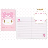 My Melody A5 Notebook 21×14.8×0.4cm 635780