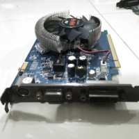 VGA Card PCI-EX NVIDIA GEFORCE 8600GT 256Mb 128Bit Gaming