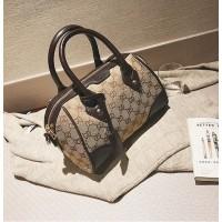 Tas wanita import besar fashion bag tas jinjing coklat trendy