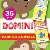 Domini Card: Pairing Animals by Sinta