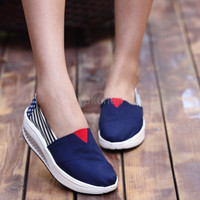 6f7f27d80a7b21 Sepatu Wanita Cewek Sepatu Bendera Usa Wanita Sds109