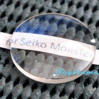 Bubble Dome Shappire Crystal for Seiko Monster SKX779