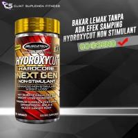 New! Hydroxycut Next Gen Non-stimulant 150 Caps Tidak Ada Efek Sampin