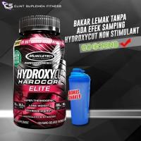 Muscletech Hydroxycut Hardcore elite 110 caps NEW FORMULA ORIGINAL