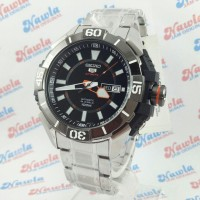 Seiko 5 Sports SRP795K1 Automatic Black Dial 100M | Jam Pria SRP795