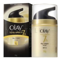 Olay Total Effects 7 in 1 Day Cream Normal SPF 15 , gentle spf (50 gr)