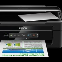 Printer Epson L405 +Wireless All In One