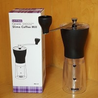 Latina Slimo Coffee Mill IND-01 Grinder Manual - Alat Giling Kopi