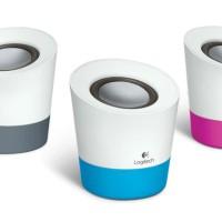 Speaker Logitech Z50 Multimedia 5W RMS (Gray Magenta Blue)