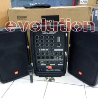 Speaker Portable JBL EON 208 P Bluetooth ORIGINAL