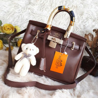 Tas Import Branded HERMES SYAHRINI MINI Super / Tas Fashion Batam