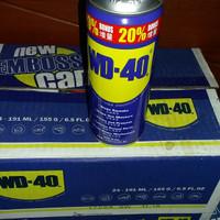 WD-40 191 ml Penetrating Oil (Pelumas Anti Karat) wd 40 wd40