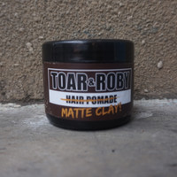 Toar and Robby Matte Clay