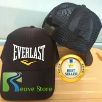 Topi Trucker Everlast Baseball Snapback - Reove Store