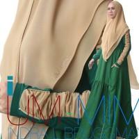zipper series syar'i by um-mimi indra brugman (gamis/dress)
