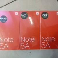 Hp Xiaomi Redmi Note 5A (Xiomi Mi Note 5 A Ram 2/16GB)-GRS RESMI TAM