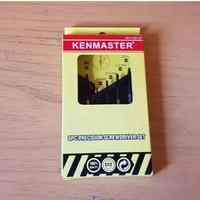 Kenmaster Obeng Jam Set Kecil 6 Pcs
