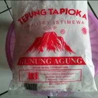 Tepung Tapioka merk Gunung Agung