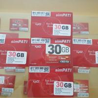 Jual Perdana Internet Telkomsel 30Gb Murah