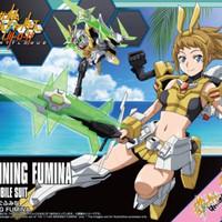 HGBF 1/144 Winning Fumina