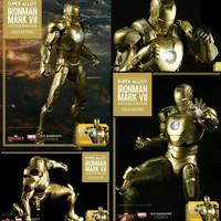 Play Imaginative Iron Man Mark 7 Gold Edition