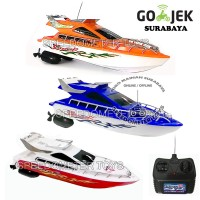RC Kapal Speed Boat