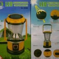 Jual  Lampu Lentera Camping Solar cell + Listrik+ power Bank MURAH Murah