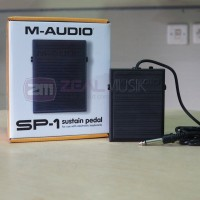 M-Audio SP-01- Sustain Pedal - Zeal musik Jogja