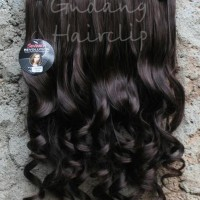 Promo Hair Clip Keriting Sosis / Hairclip Keriting Gantung Berkwalitas