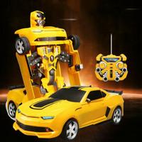 RC Mobil / Robot Bumblebee Deformation Transformer 2.4GHz - 8502