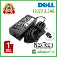 ORIGINAL Adaptor Charger Laptop DELL 19.5V 3.34A Latitude 3330