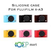 Fujifilm xa3 x-a3 silicone case / tas silikon / case sarung
